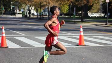 Welke spieren gebruik je bij het hardlopen?