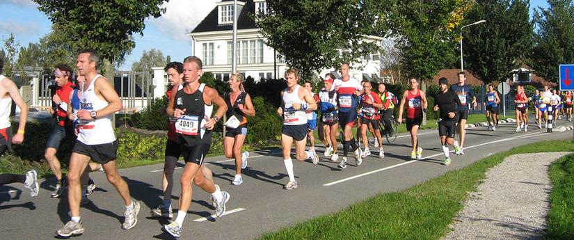 Amsterdam Marathon lopen voor het goede doel?