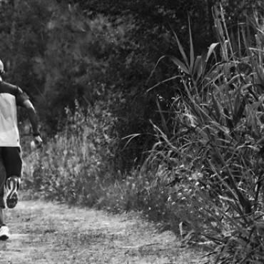Hardlopen in de heuvels