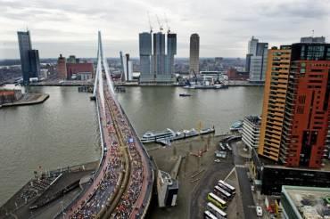 In drie uur of minder de marathon lopen komt minder vaak voor